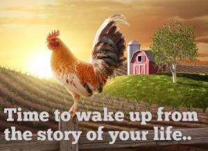 Life is a Dream! Realize It! Wake UP!